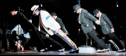 The secret of Michael Jackson's anti gravity lean