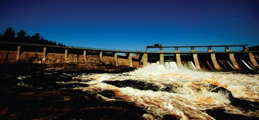 96% de l'électricité du Québec est d'origine hydroélectrique