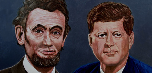 The strange similarities between Abraham Lincoln and John F. Kennedy