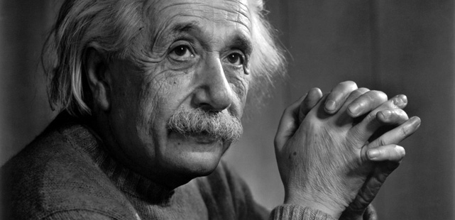 Einstein didn't speak fluently until he was 9!