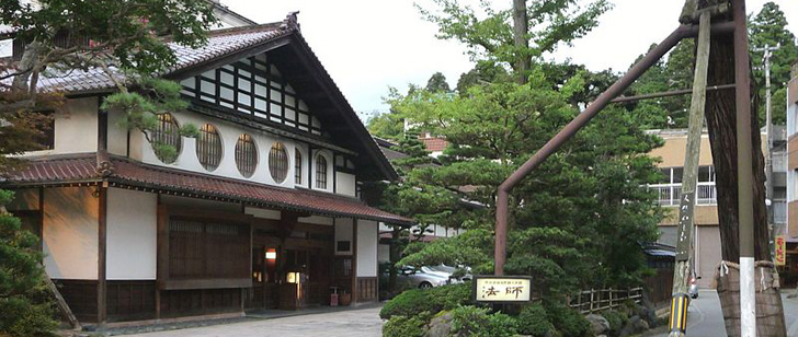 The oldest hotel in the world opened 1300 years ago in Japan!