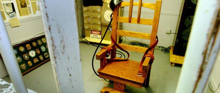 La chaise lectrique a t invent e par un dentiste for Chaise electrique