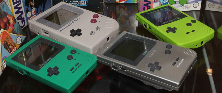 The inventor of the Game Boy was originally responsible for the upkeep and maintenance at Nintendo!