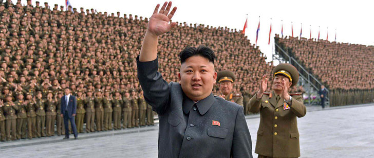 In North Korea, death penalty can be executed by a mortar shell!