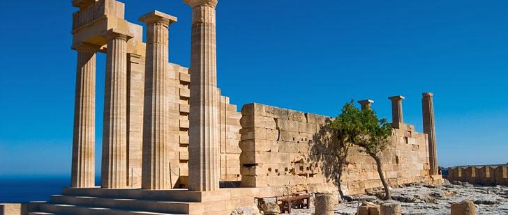 Le saviez-vous?Dans la Grèce antique, il n'y avait pas de mot pour la couleur bleue ! Grec-bleu