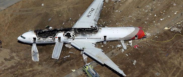 La chance de survivre un crash d 39 avion est de 95 7 - Bureau enquete accident avion ...